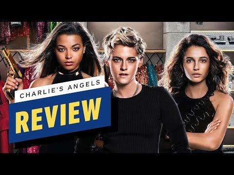 Charlie's Angels Review