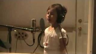 Amazing Grace - 7 year old