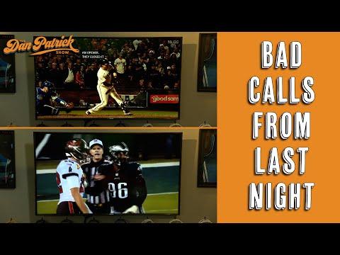 Morning Meeting: Bad Calls From Last Night | 10/15/21