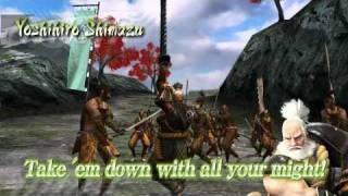 Sengoku Basara Samurai Heroes sur PS3