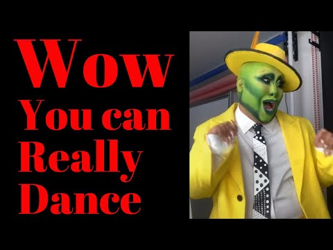 Wow You Can Really Dance