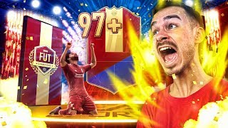 FIFA 19 : 97+ TOTS IN MEINEN FUT CHAMPIONS REWARDS !! 😱🔥