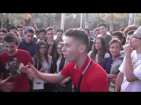 Junior rimes VS Eseteá Cuartos Horta Battles