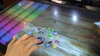 ViewSonic and EXOPC EXOdesk Demo CES2012 - HotHardware