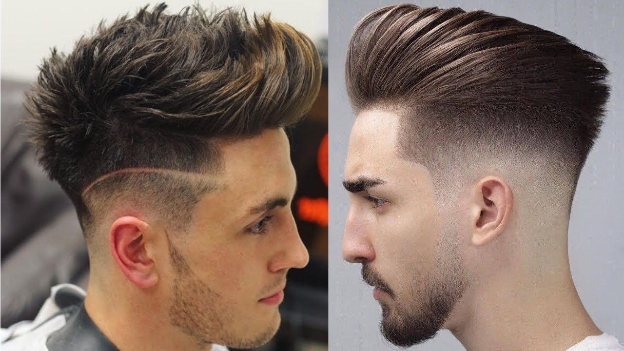 Best Fade Hairstyles For Men 2020 Best Men S Hairstyles For 2020 Youtube