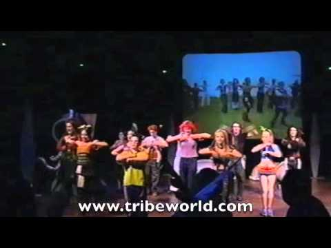 The Tribe Cast Perform the Abe Messiah Theme Song!