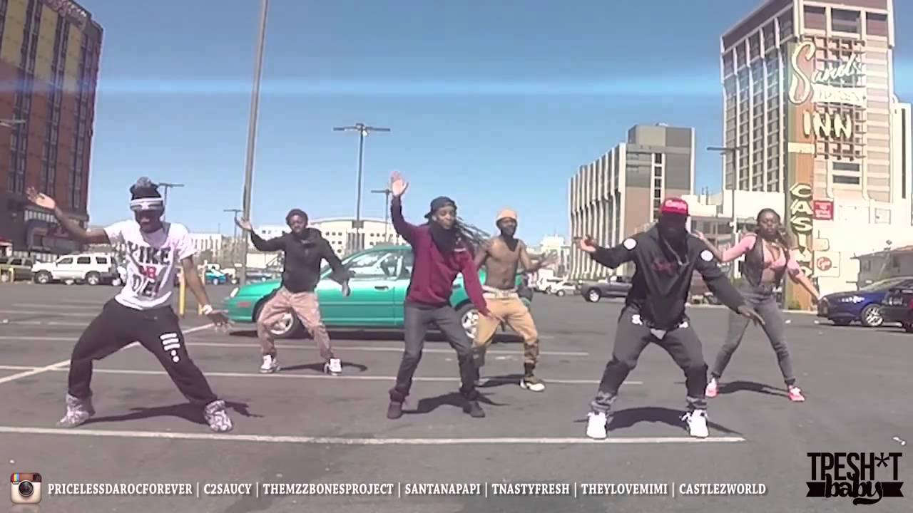 Silento    Watch Me  Whip   Nae Nae TPE Dance Tutorial Music Video@PricelessDaROC