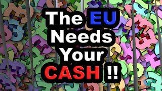💷EU Finally Admits it Needs UK Cash!💷