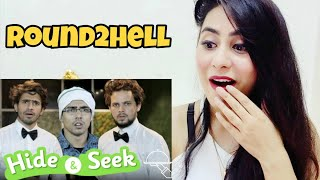 HIDE & SEEK   Round2hell   R2H   Reaction by Illumi Girl