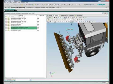 Teamcenter Multi-CAD Management – CATIA