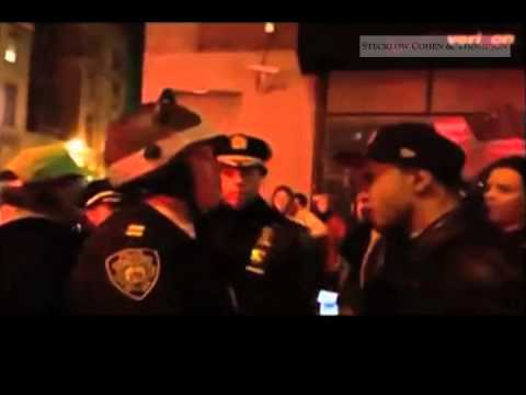 Occupy Wall Street: New Year's Day Demonstration, Arrests, and Settlement