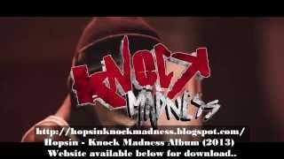 Hopsin - Knock Madness Album (2013) Download