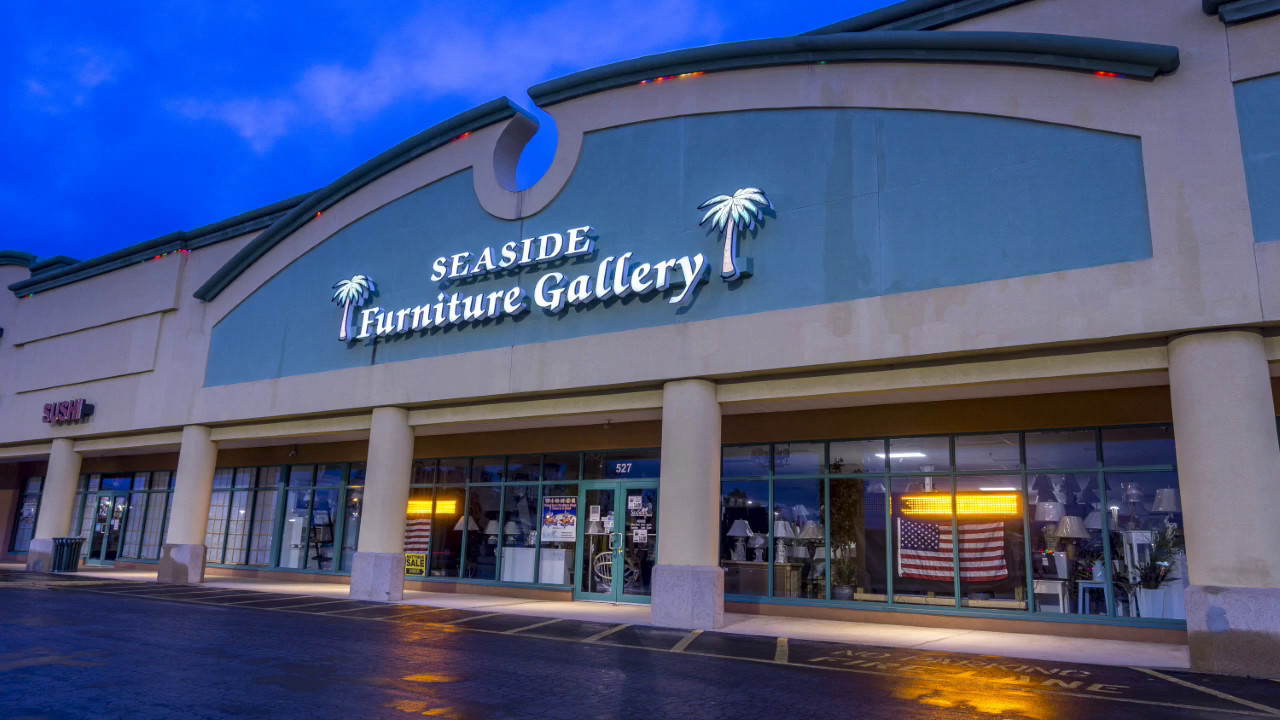 May Furniture Sale At Seaside Furniture Gallery And Accents