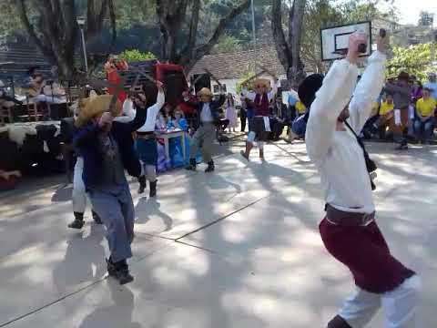 CTG Marco da Tradição - Dança dos Facões