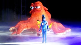 Disney On Ice Follow Your Heart, Finding Dory Highlights with Baby Dory, Hank, Nemo, Marlin - Pixar