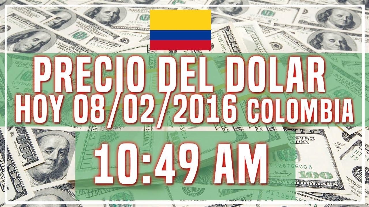Precio del dolar hoy en colombia hoy 04 de febrero del for Precio del hierro hoy