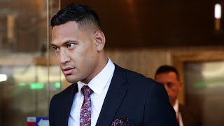 Folau, Rugby Australia To Continue Compensation Agreement