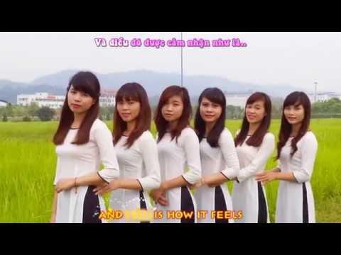 Lớp Cd12th-trường cđsp Lào Cai- Graduation ( Friend Forever) - Vitamin C