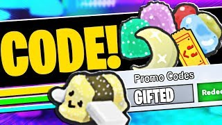 NEW EPIC GIFTED CODE In Roblox Bee Swarm Simulator