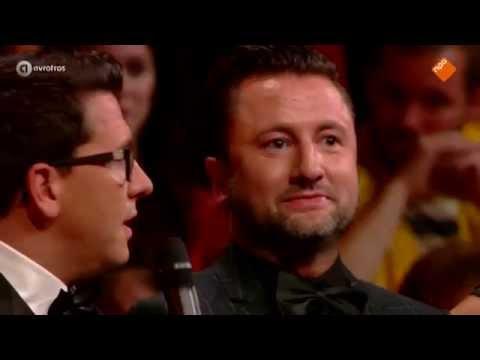 """Jan Smit """"De slang van Freek Vonk"""" - Gouden Televisier-Ring '15"""
