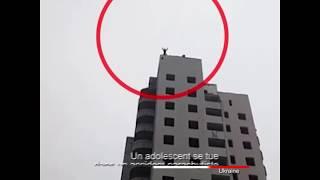 Un adolescent se tue dans un accident parachutiste|CCTV Français