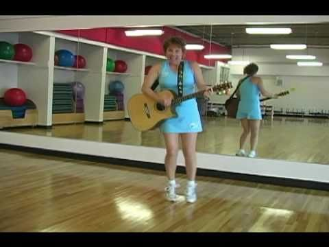 Miss Amy Amazing Body Full Music Exercise Video