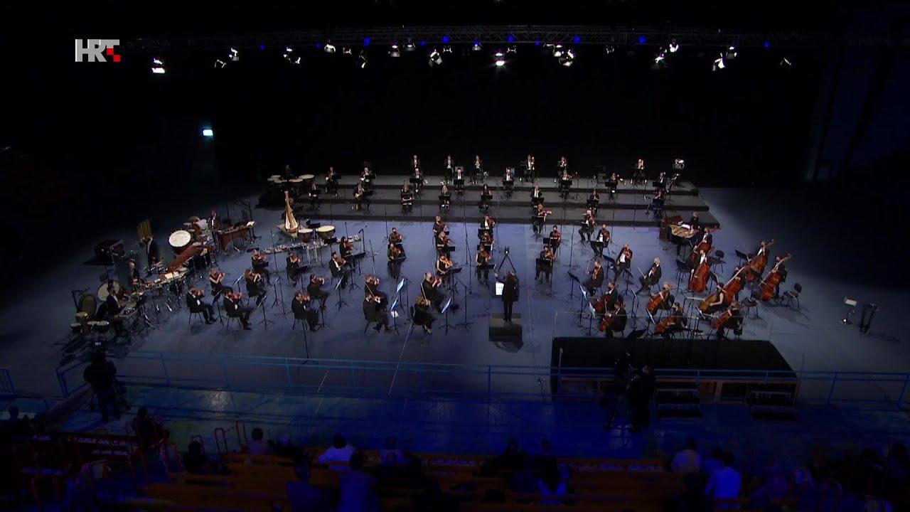 Raphaël Cendo: Denkklänge | Yalda Zamani · Croatian Radiotelevision Symphony Orchestra