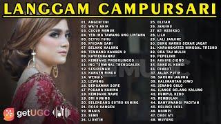 Langgam Campursari Full Album Terbaru 2021 Angenteni MP3