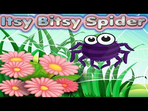 ITSY SPIDER - Nursery Rhymes Playlist for kids - Best Kids Songs Collection