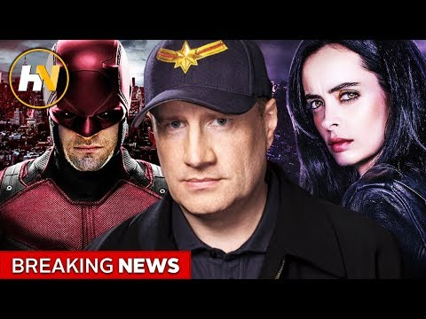 Marvel TV Officially Dead And Folded Into Marvel Studios Under Kevin Feige