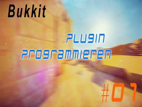 Bukkit Plugin Programmierung #1 | Anfängertutorial | Heilungs Command