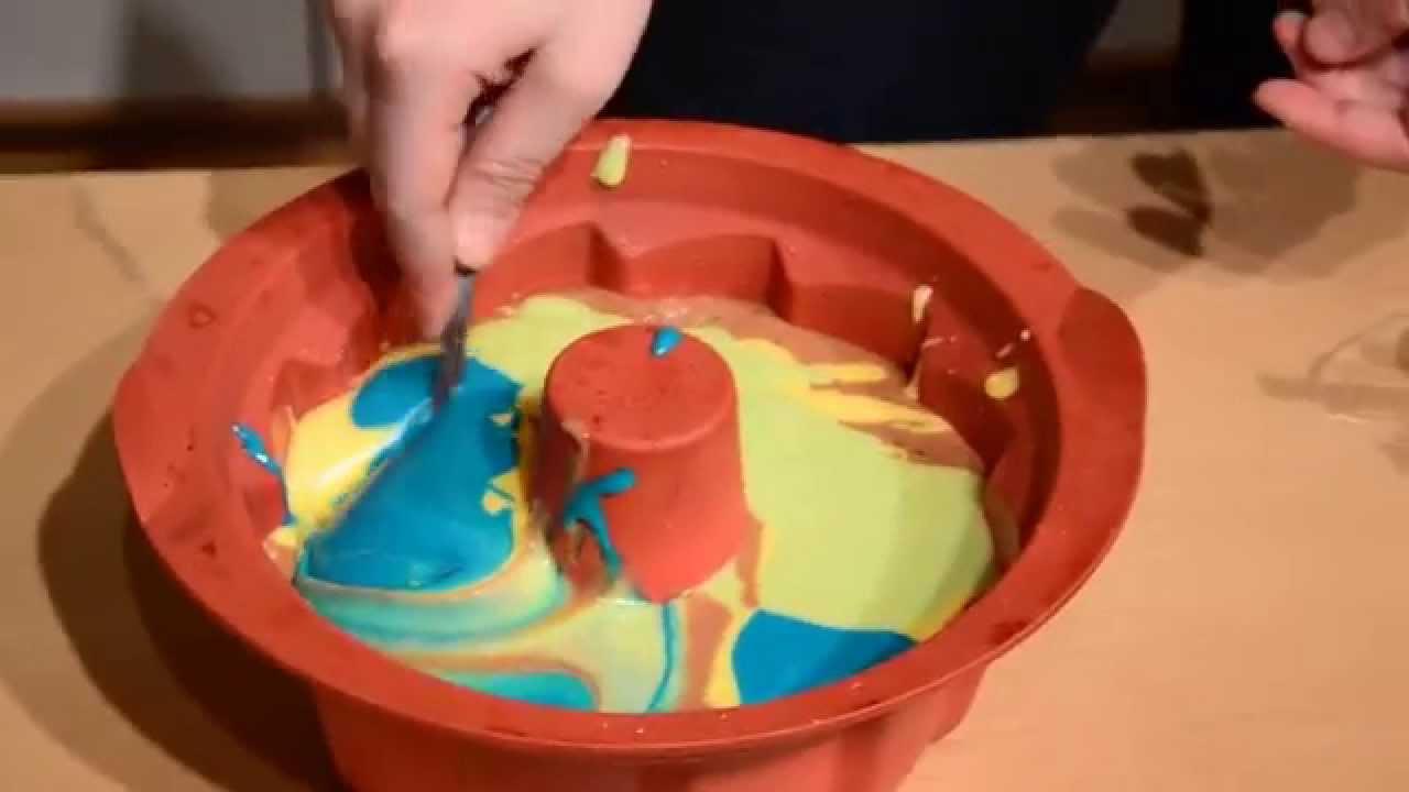Bunter Limo Kuchen Youtube