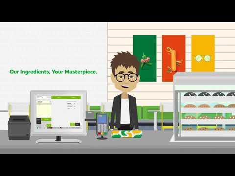 2  Scanning the Subway® App