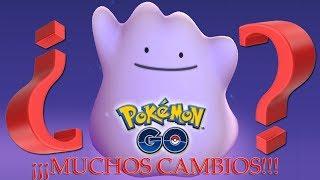¿¡Cómo CONSEGUIR DITTO en Pokémon GO!? ¡NUEVOS POKÉMON! [Keibron]