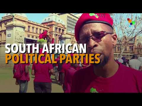 South Africa's Economic Freedom Fighters