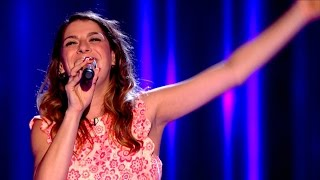 Hannah symons performs 'powerless' - the voice uk 2015: blind auditions 1 – bbc one