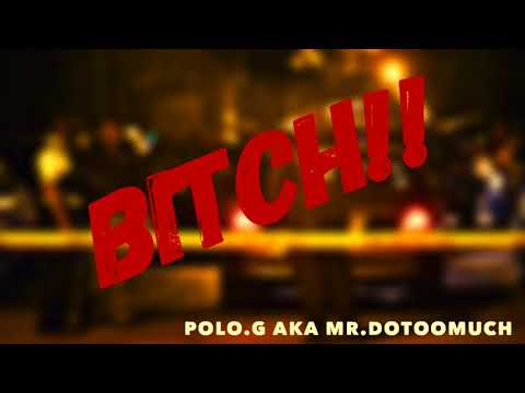 Polo G aka Mr DoTooMuch