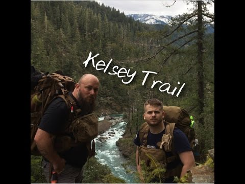 Kelsey Trail Siskiyou Mountains