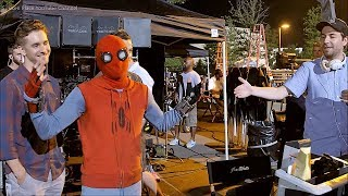 Spider-Man Homecoming (2017) – Director Behind the Scenes (1/2) HD
