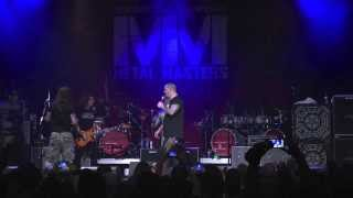 SLAYER - South Of Heaven (Live Cover at METAL MASTERS 2014)