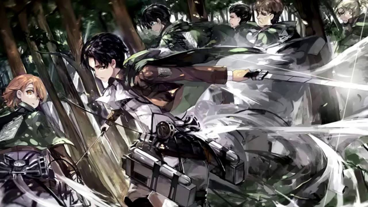 Attack on Titan - Reluctant He...