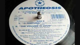 Apotheosis - O Fortuna