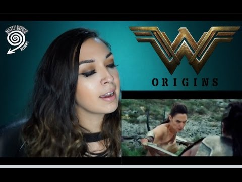 Wonder Woman Origins Reaction