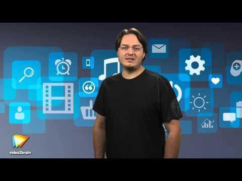 NAS Synology : Les applications mobiles - trailer | video2brain.com