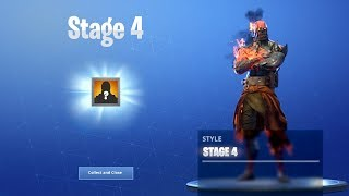 "How to Unlock ""MAX PRISONER SKIN STAGE 4"" in Fortnite! NEW 4 STAGE KEY LOCATION! (Stage 4 Unlocked)!"