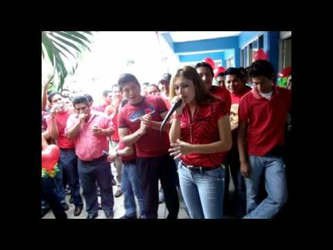 UPC!!! Alejandra en el Karaoke jajajajaja