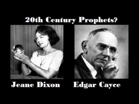 Dr. Walter Martin - Jeane Dixon & Edgar Cayce - 20th Century Prophets? Part 1/2