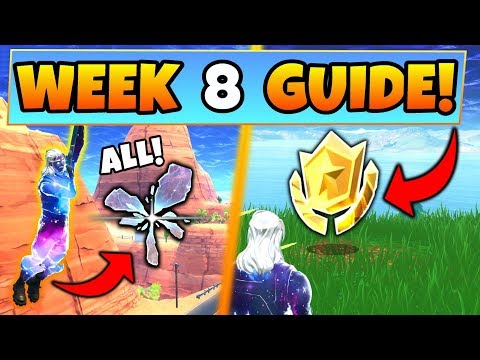 Fortnite WEEK 8 CHALLENGES GUIDE! – ALL RIFT Locations, Treasure MAP (Battle Royale Season 5) thumbnail