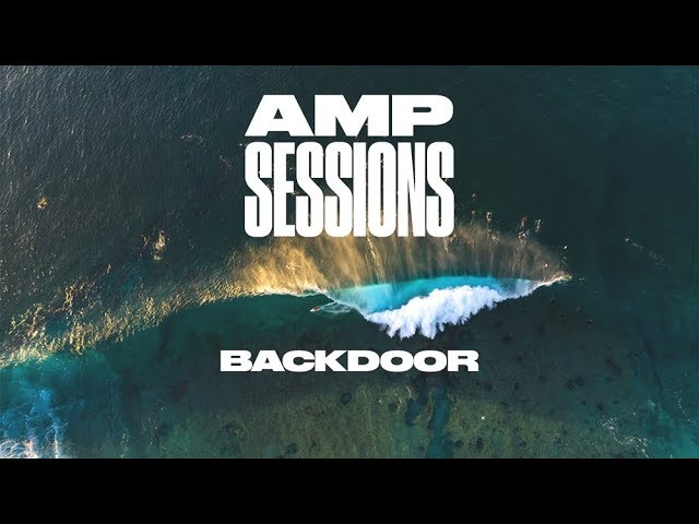 Amp Sessions: Backdoor in February 2018