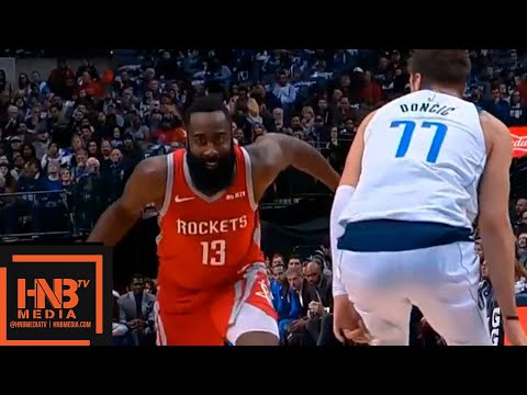 Houston Rockets vs Dallas Mavericks 1st Qtr Highlights | 12.08.2018, NBA Season